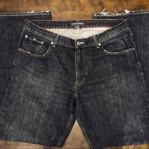 Banana Republic Men's Dark Wash Jeans